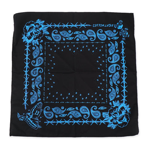 WL x EIGHTWOLVES BANDANA