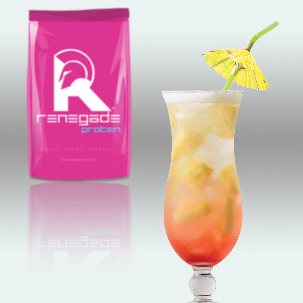 Lean & Clean Tropical Blend