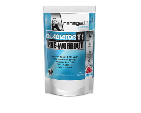 Gladiator T1 Pre-Workout (Sampler)