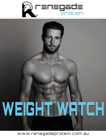 Weight Watch for Men