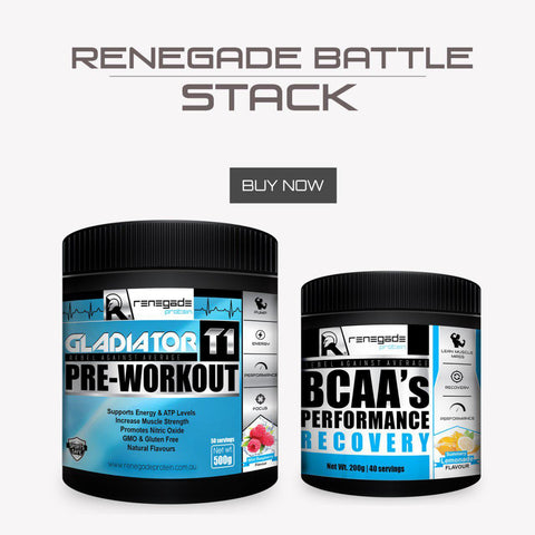 Renegade Battle Stack