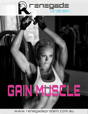 Gain Muscle for Her