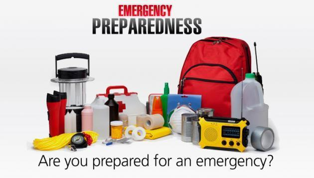 Emergency Preparedness: Tools to Help You Stay Organized