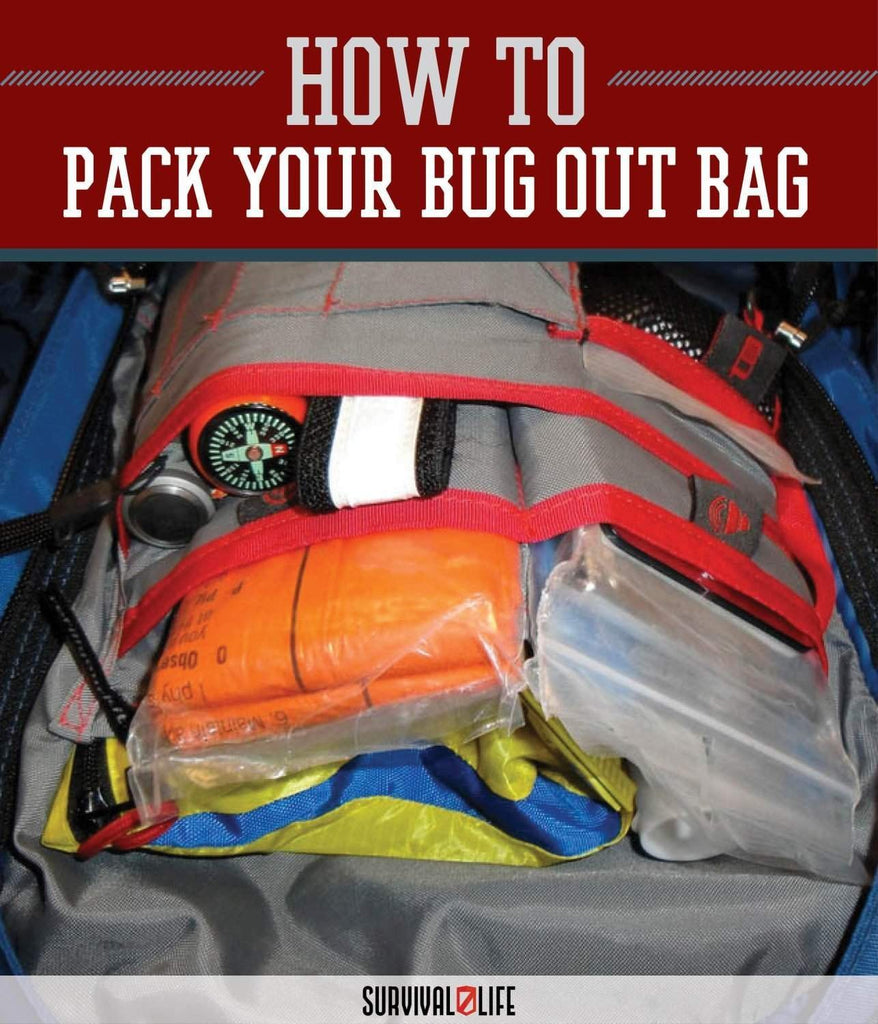 Properly Packing 12, 24, 48, and 72 Hour Survival Bags