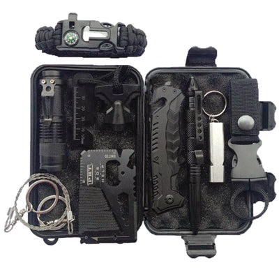 Emergency Tactical Survival Kit EDC