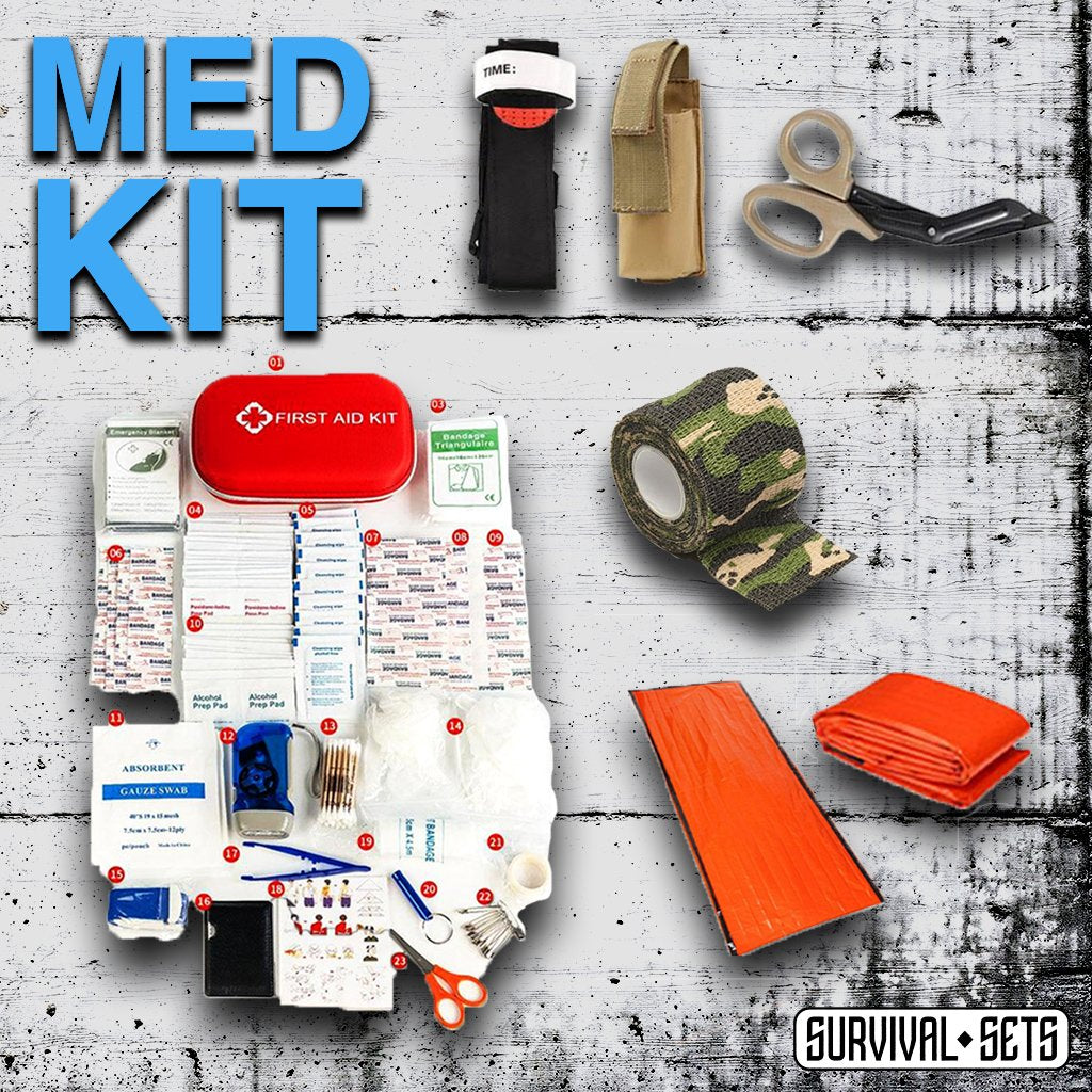 Survival Sets: OTG Med Kit