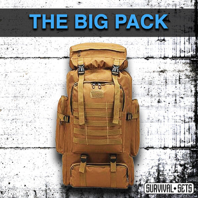 "Survival Sets: ""The Big Pack"" - Survivor Essentials"