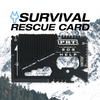 16 in 1 Survival Rescue Card