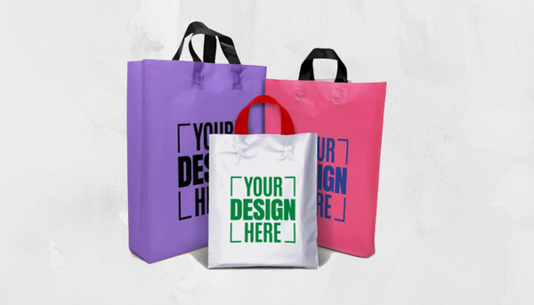 6 Occasions Where You Must Use Custom Printed Plastic Bags