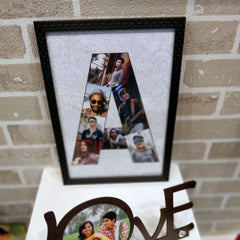 Personalised Alphabet Frames - wisholize.com