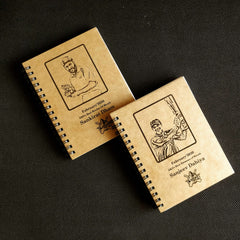 Custom Engraved Notepads - www.wisholize.com