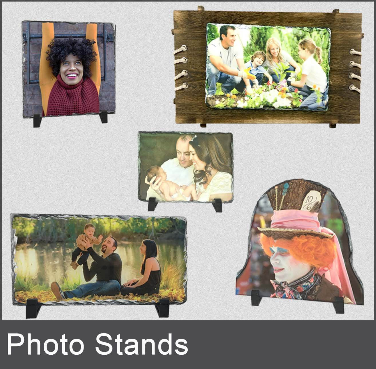 Photo Stands