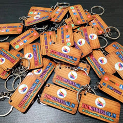 Personalised Branded Keychains - wisholize.com