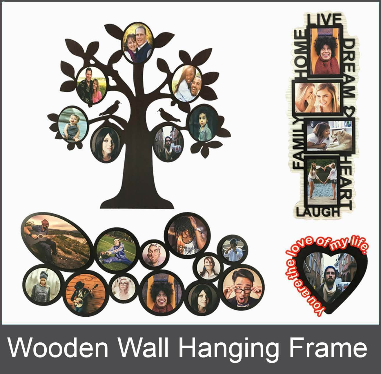Wall Hanging Frames