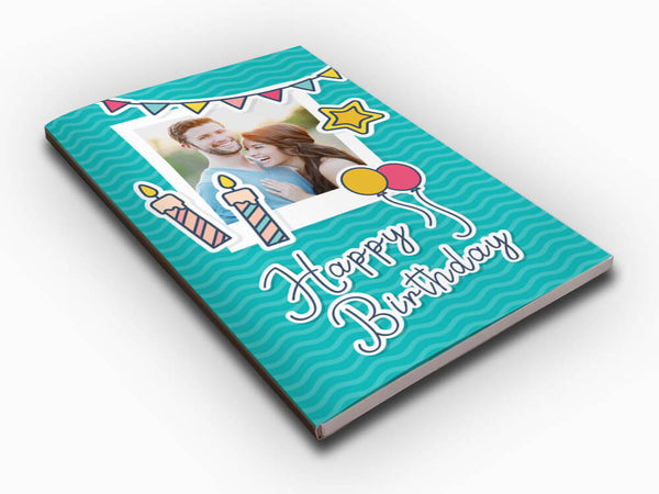 Personalised Audio Greeting Card