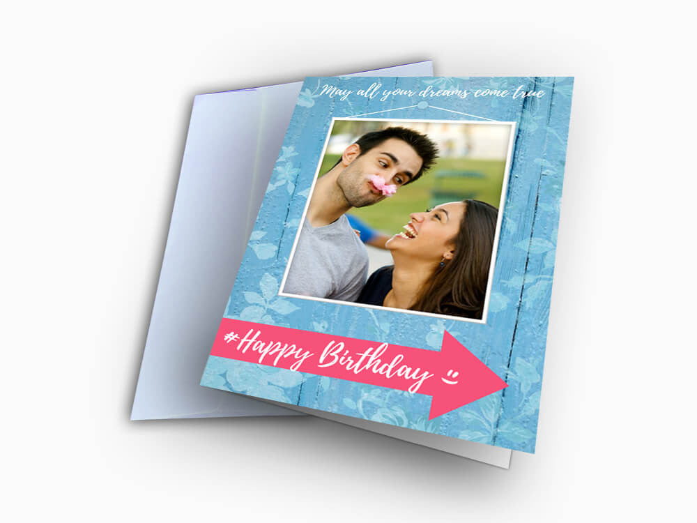 Birthday Card (BGC110)