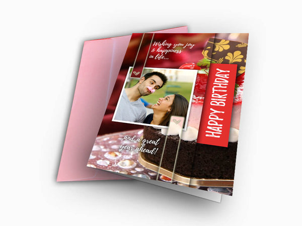 Personalised Greeting Cards Online For All
