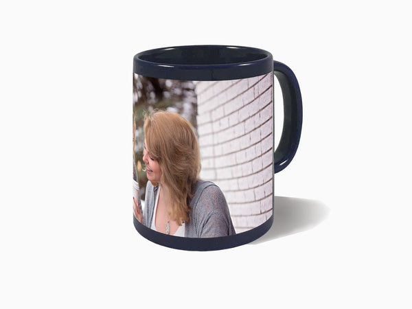 Blue Mug (325ml) - Mug - Wisholize - 1