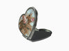Compact Mirror - Heart - Mirror - Wisholize - 1