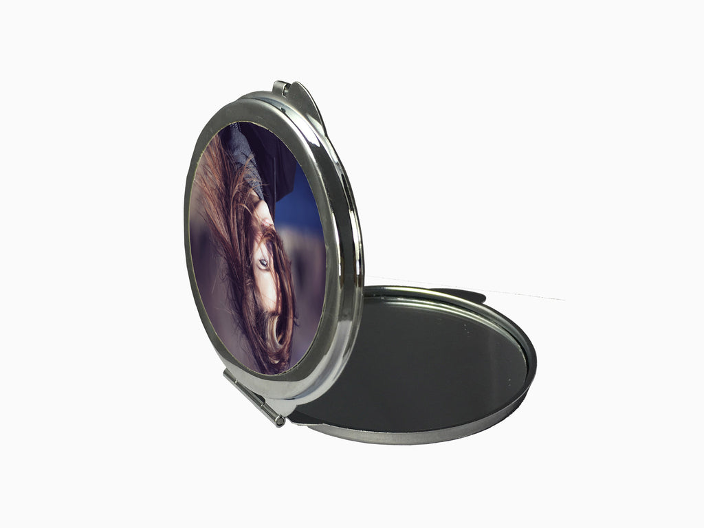 Compact Mirror - Oval - Mirror - Wisholize - 1