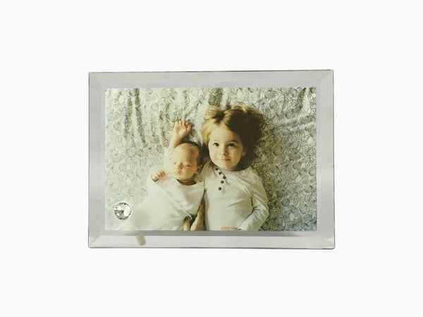 Crystal Photo Stand- Rectangle (Small) - Photo Stand - Wisholize