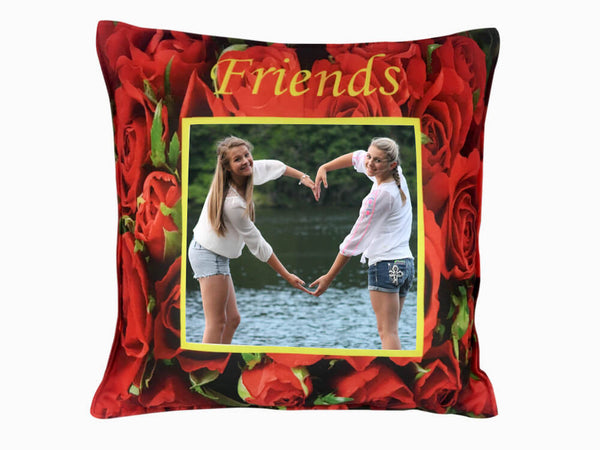 Printed Cushion - Friends
