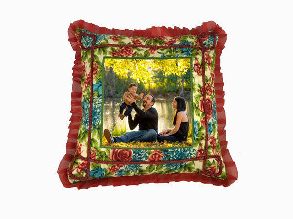 Designer Cushion - Square (Model 203) - Cushion - Wisholize