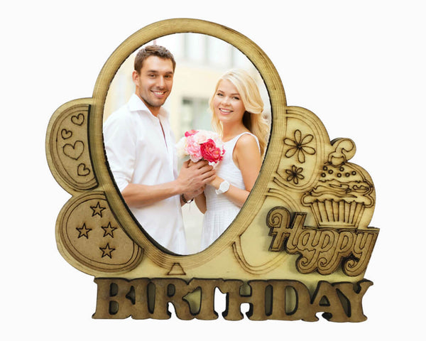 Fridge Magnet - Birthday (FM10)