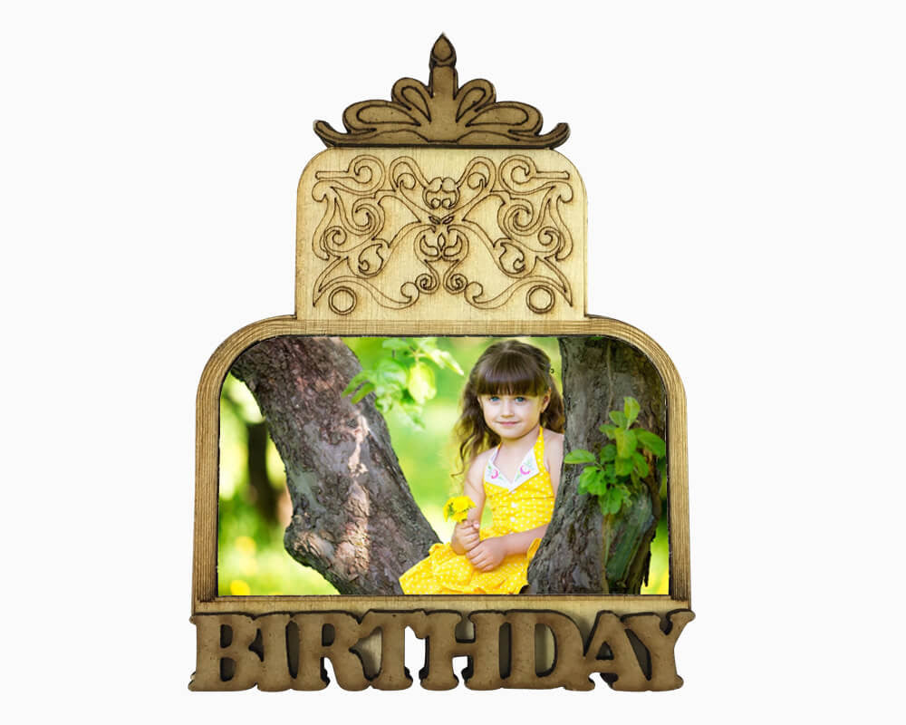 Fridge Magnet - Birthday (FM9)