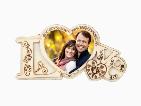 Fridge Magnet - Love - Fridge Magnet - Wisholize