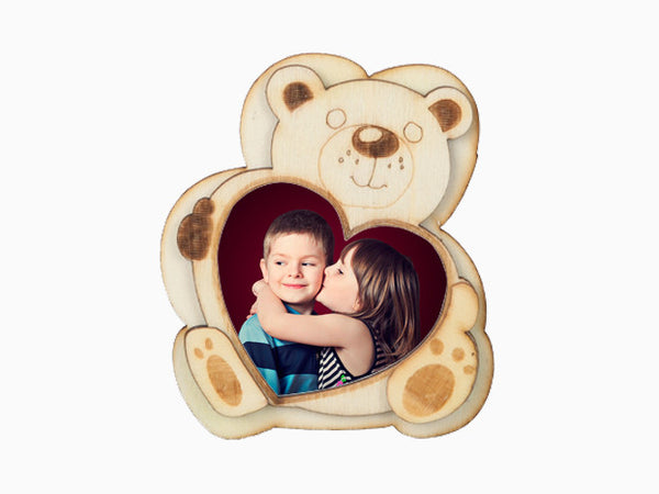 Fridge Magnet - Teddy Bear - Fridge Magnet - Wisholize