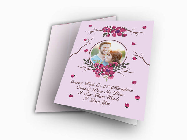 Valentines Day Card (C111) - Greeting Card - Wisholize - 1