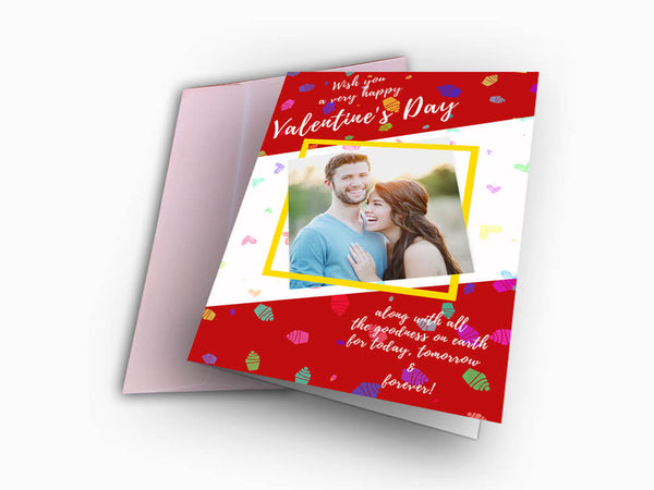 Valentines Day Card (C113)