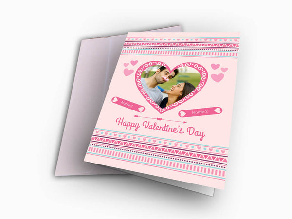 Valentines Day Card (C101) - Greeting Card - Wisholize - 1