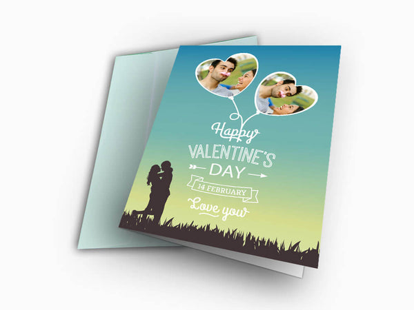 Valentines Day Card (C106) - Greeting Card - Wisholize - 1