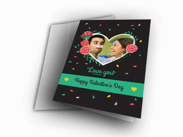 Valentines Day Card (C109) - Greeting Card - Wisholize - 1