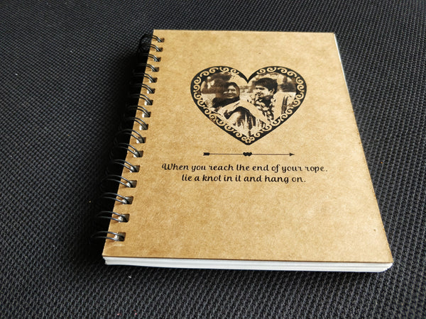 Personalised Engraved Cover Notepad (NP2)