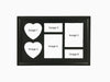 Multi Pic Table Frame (6 Photos) - Photo Frame - Wisholize - 2