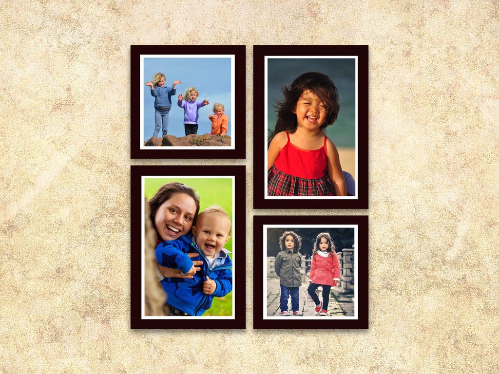 Multiple Photo Frame - 4 Frames (Model 201)