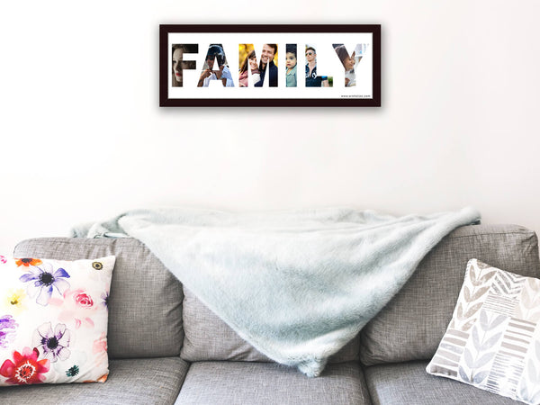 Name Frame - Family