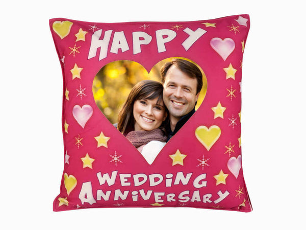Printed Cushion - Anniversary