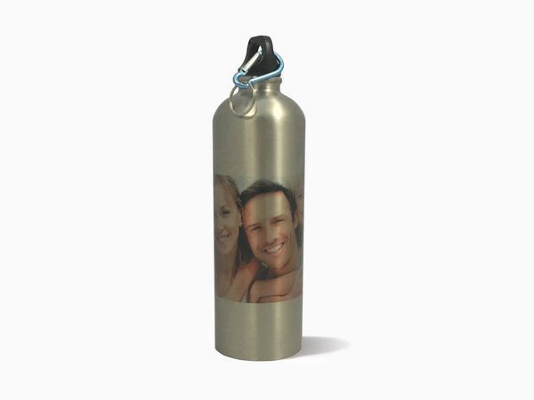 Steel Water Bottle (750ml) - Water Bottle - Wisholize