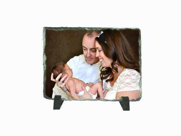 "Stone Photo Stand (7"" x 5"") - Photo Stand - Wisholize"