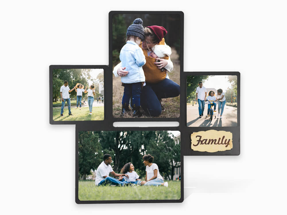 Wooden Table Frame- Family (TFW21)