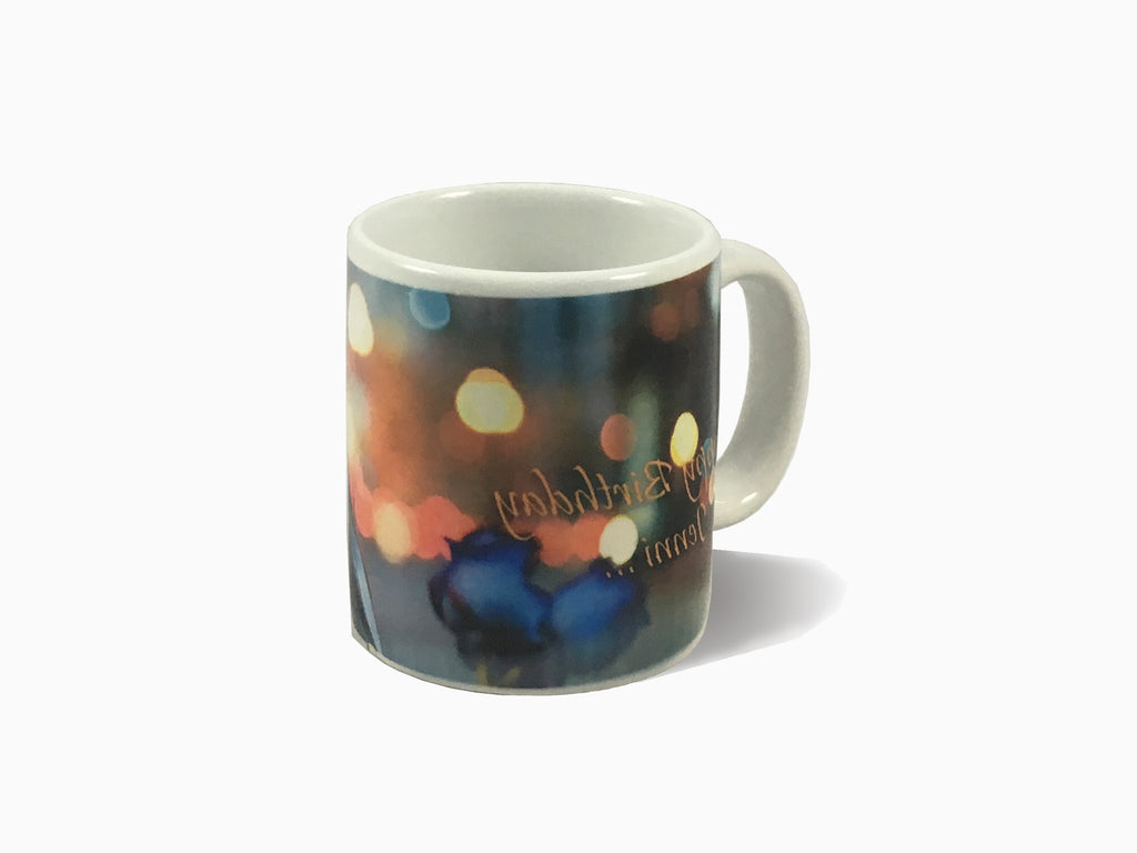 White Mug (133ml) - Mug - Wisholize