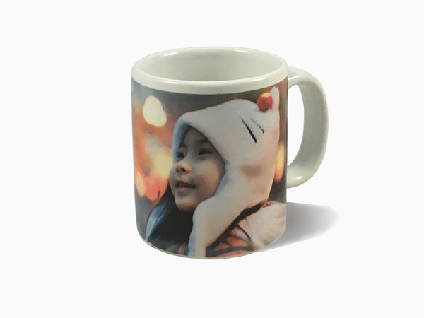White Mug (325 ml) - Mug - Wisholize