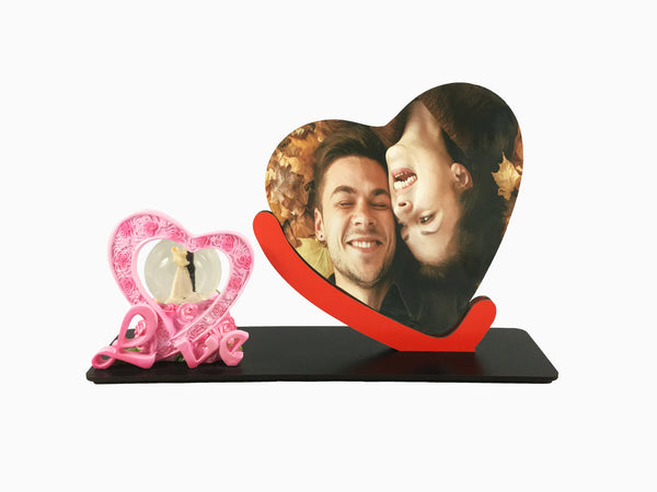 Wooden Table Frame- Love (TFW5) - Photo Frame - Wisholize
