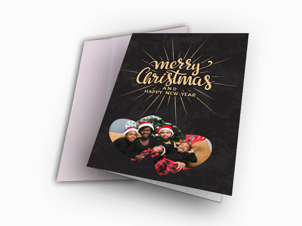 Christmas & New Year Card (XNGC3)