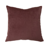 Large Blush Velvet Cushion
