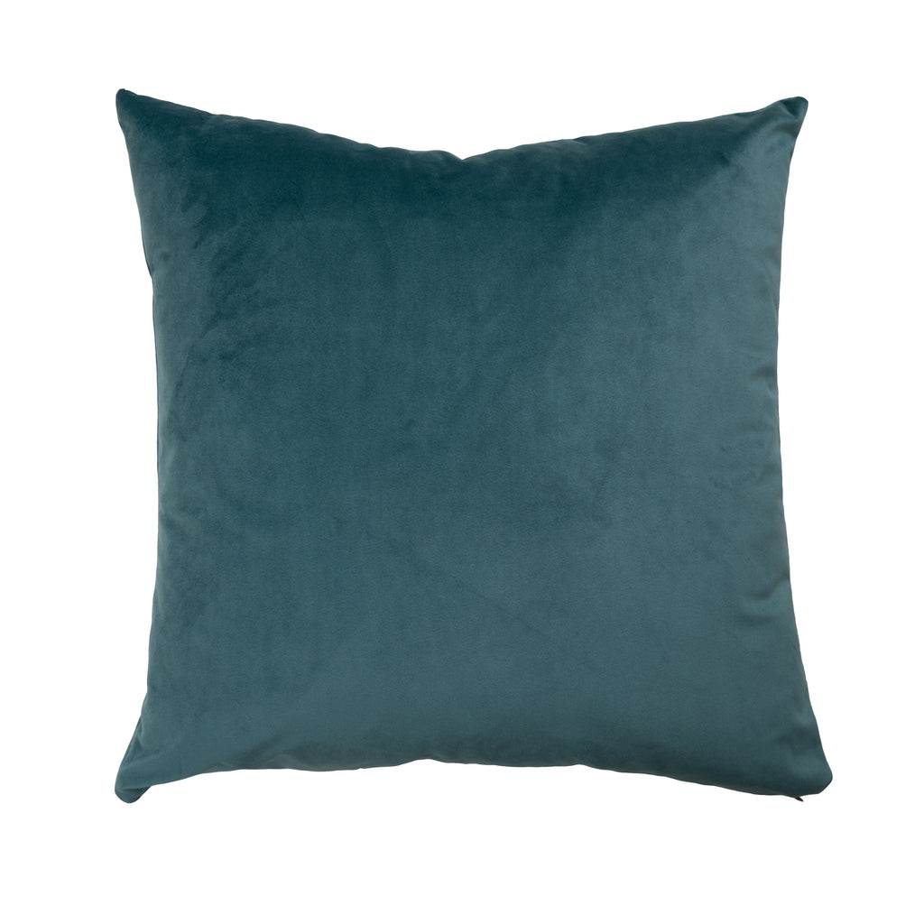 Green Velvet Cushion